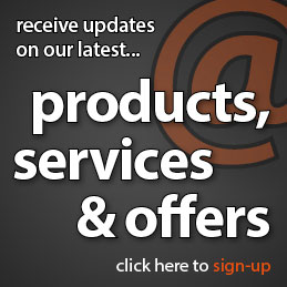 sign-up to our e-shots to receive a 5% voucher